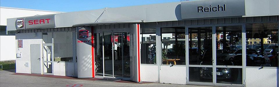 Autohaus Reichl GmbH & Co KG, Ihr Spezialist fr Seat,Autohaus, Auto, Carconfigurator, Gebrauchtwagen, aktuelle Sonderangebote, Finanzierungen, Versicherungen